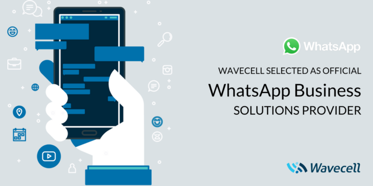 Wavecell selected as official WhatsApp Business solutions provider